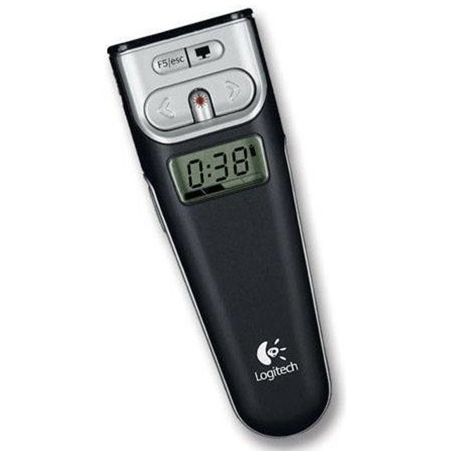Logitech 2.4Ghz Cordless Presenter